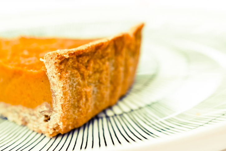 Pumpkin Pie :: The Scandinavian Baker