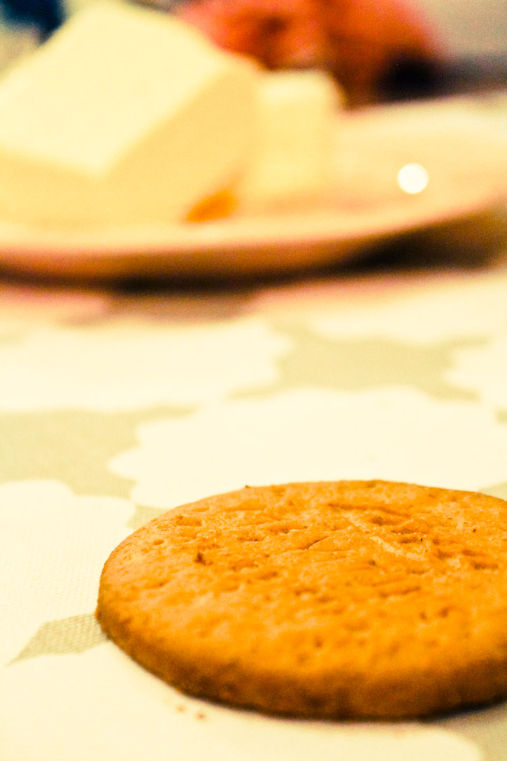Digestive Biscuit :: The Scandinavian Baker