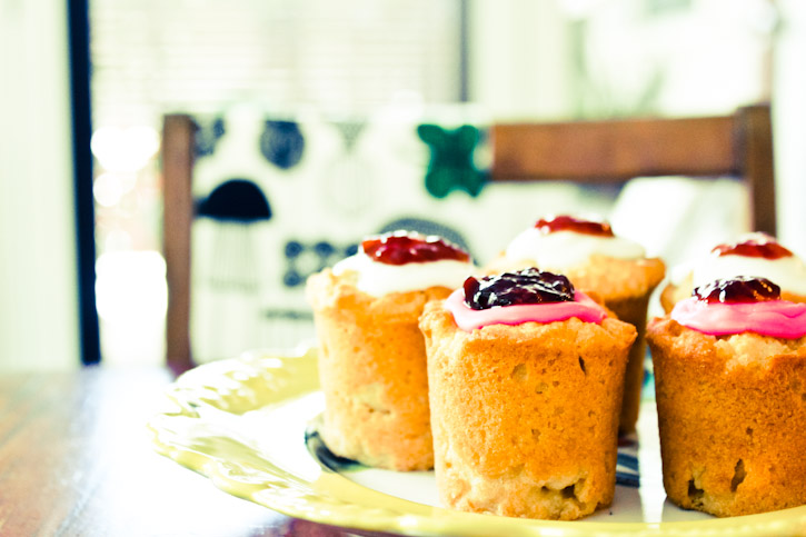 Runeberg Torte :: The Scandinavian Baker