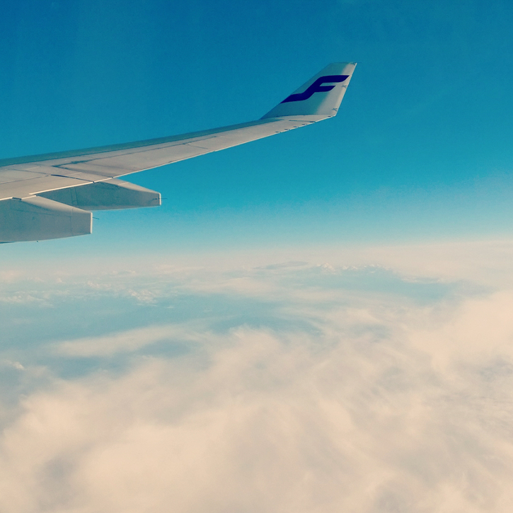 Finnair in Flight :: The Scandinavian Baker