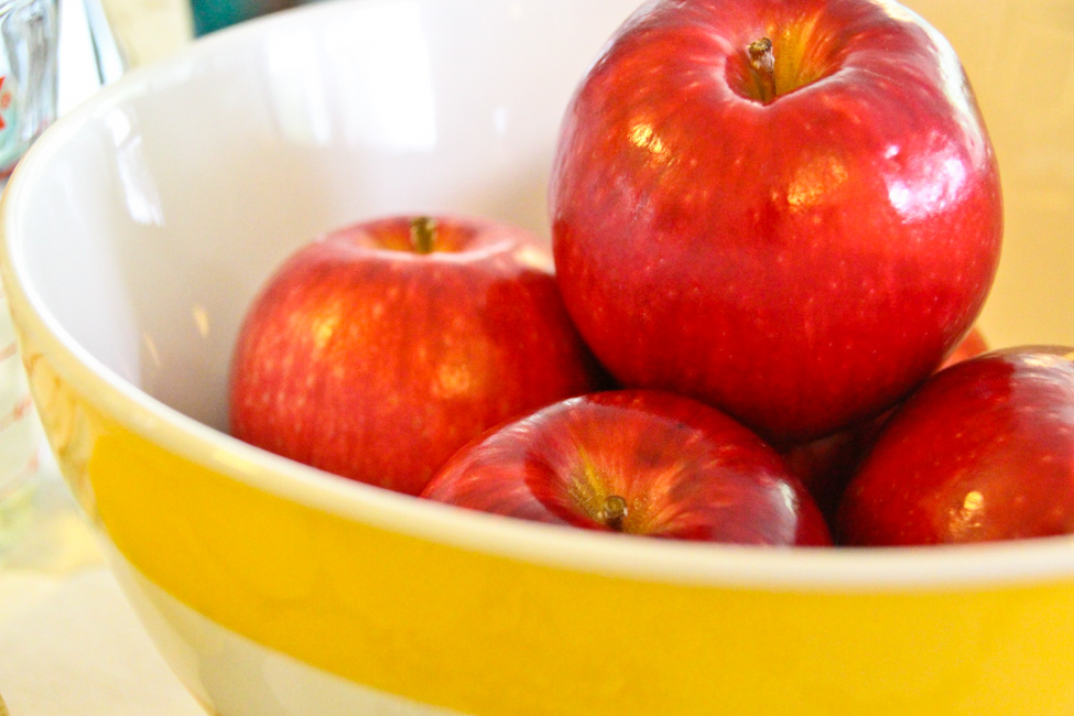 Pink Lady Apples :: The Scandinavian Baker