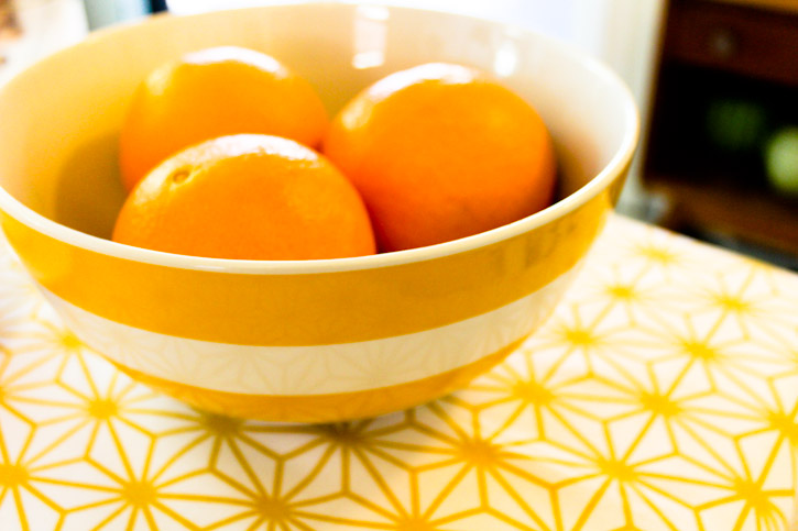Fresh Oranges :: The Scandinavian Baker