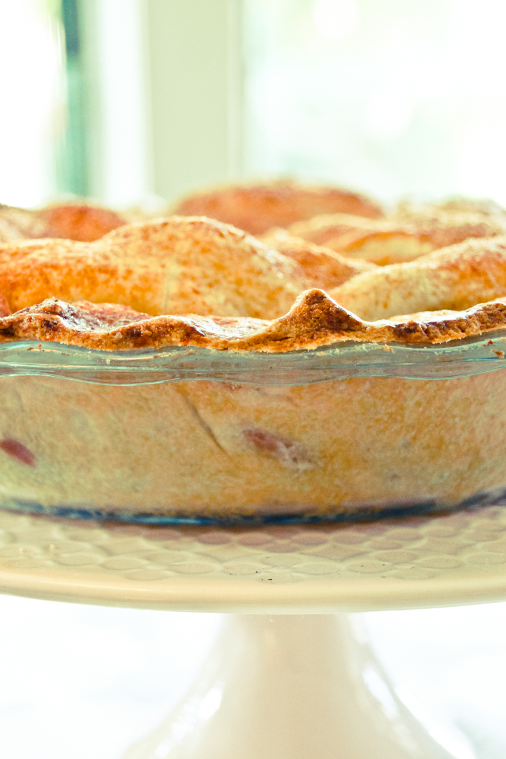 Peach Pie :: The Scandinavian Baker