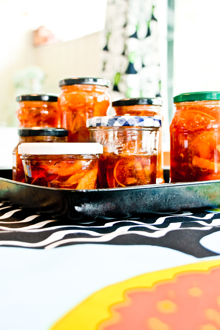 Home Made Lemonade Marmalade :: The Scandinavian Baker