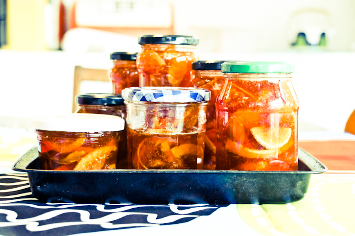 Lemonade Marmalade :: The Scandinavian Baker