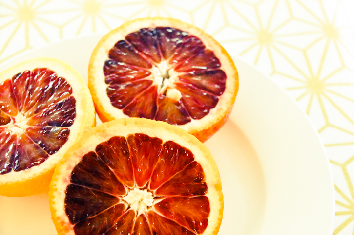 Blood Oranges :: The Scandinavian Baker