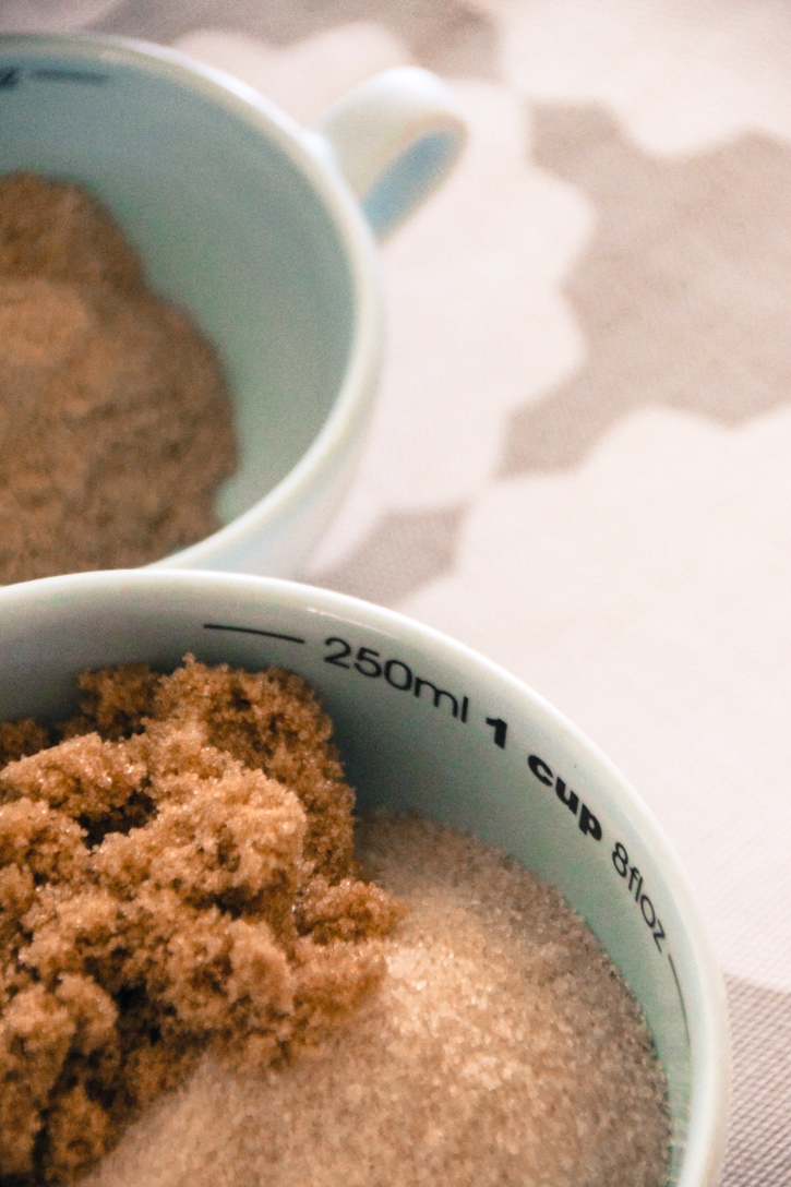 Sugar & Spice Gingernut Cookies :: The Scandinavian Baker